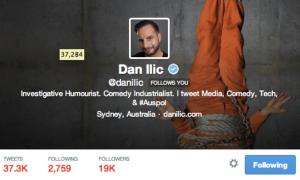 Dan Ilic