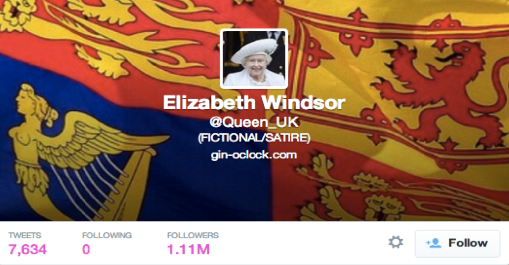 Queen Twitter banner
